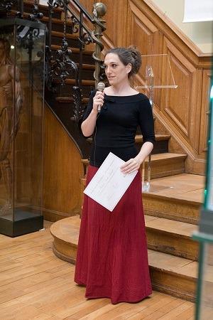 Sarah Boissel 2010