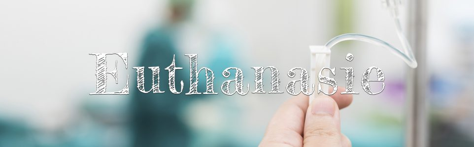 loi de bioéthique : euthanasie