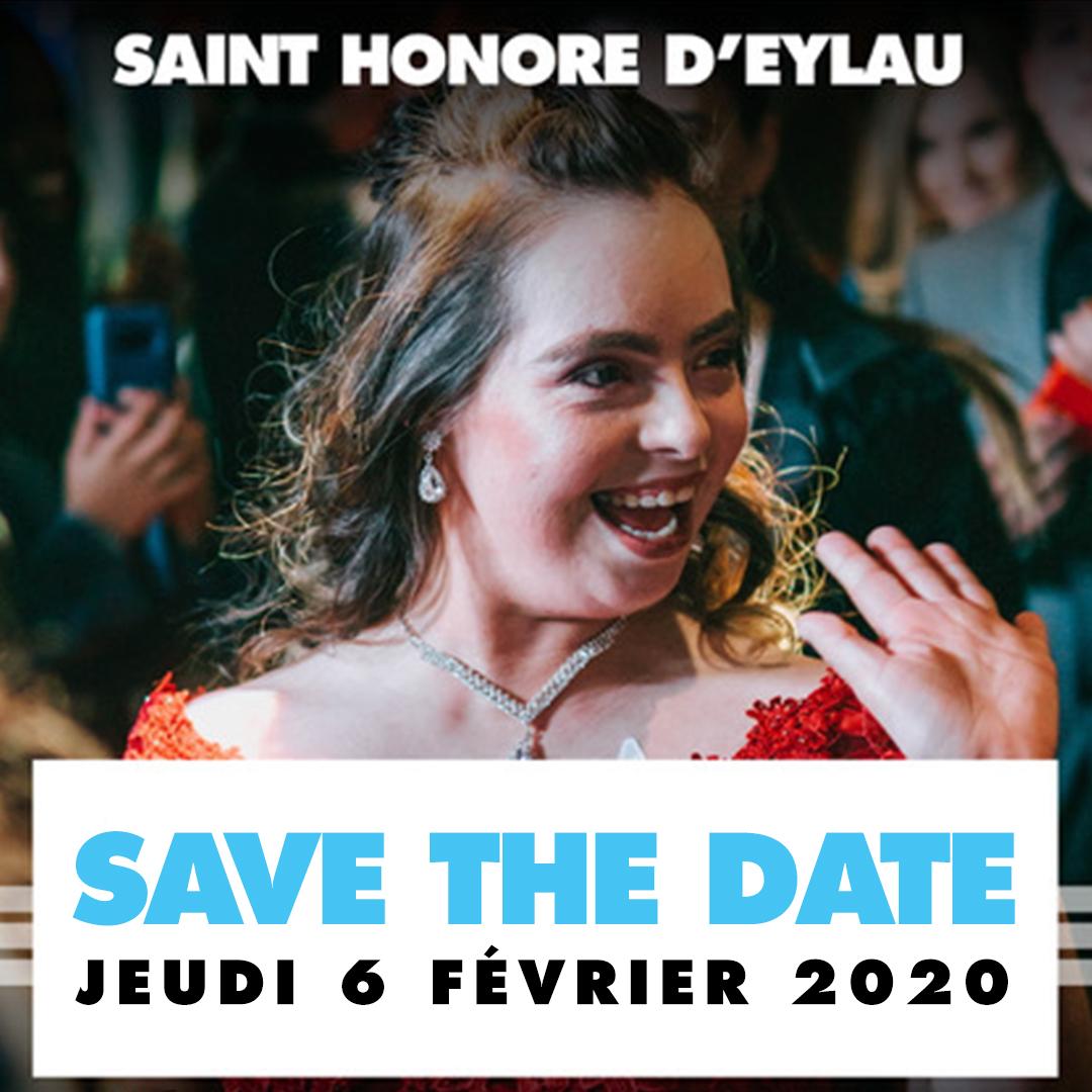 Affiche de Night To shine Paris 2020